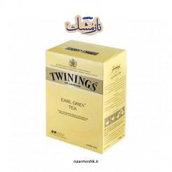 چای توینینگز ارل گری (بسته ۴۵۰ گرمی)